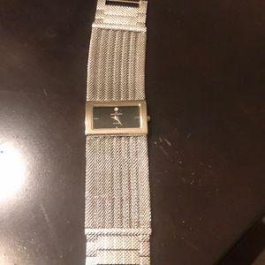 Anne Klein silver bracelet